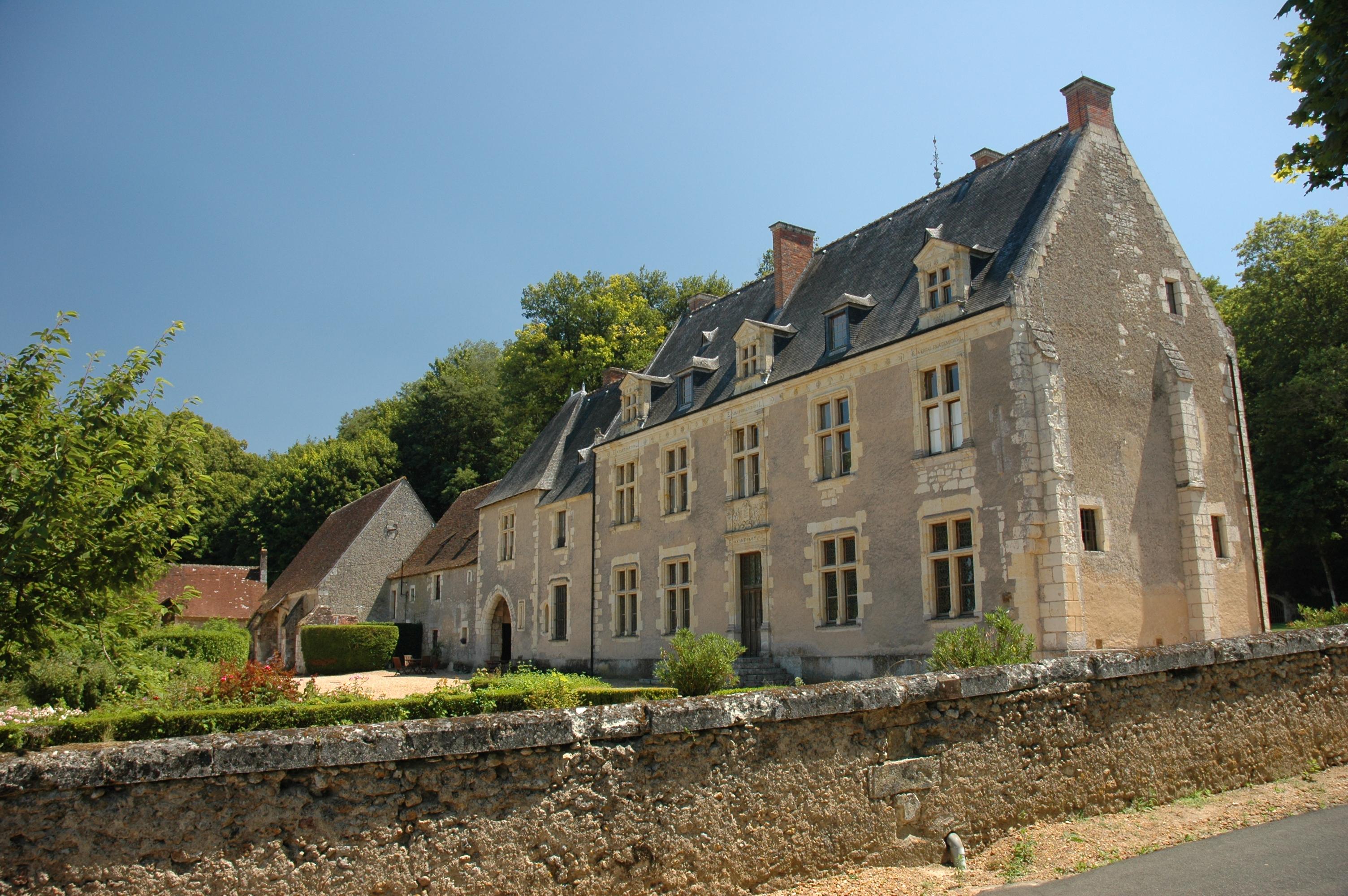 El château de la Possonière, casa natal de Ronsard.