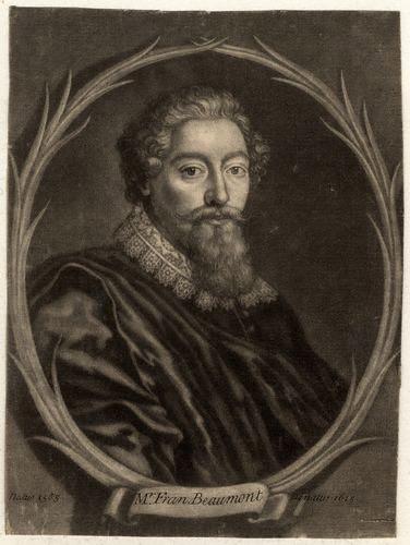 Francis Beaumont npg