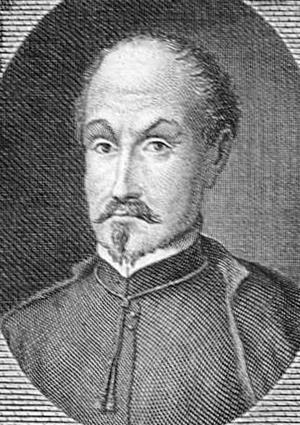 Depiction of Francisco de Rioja