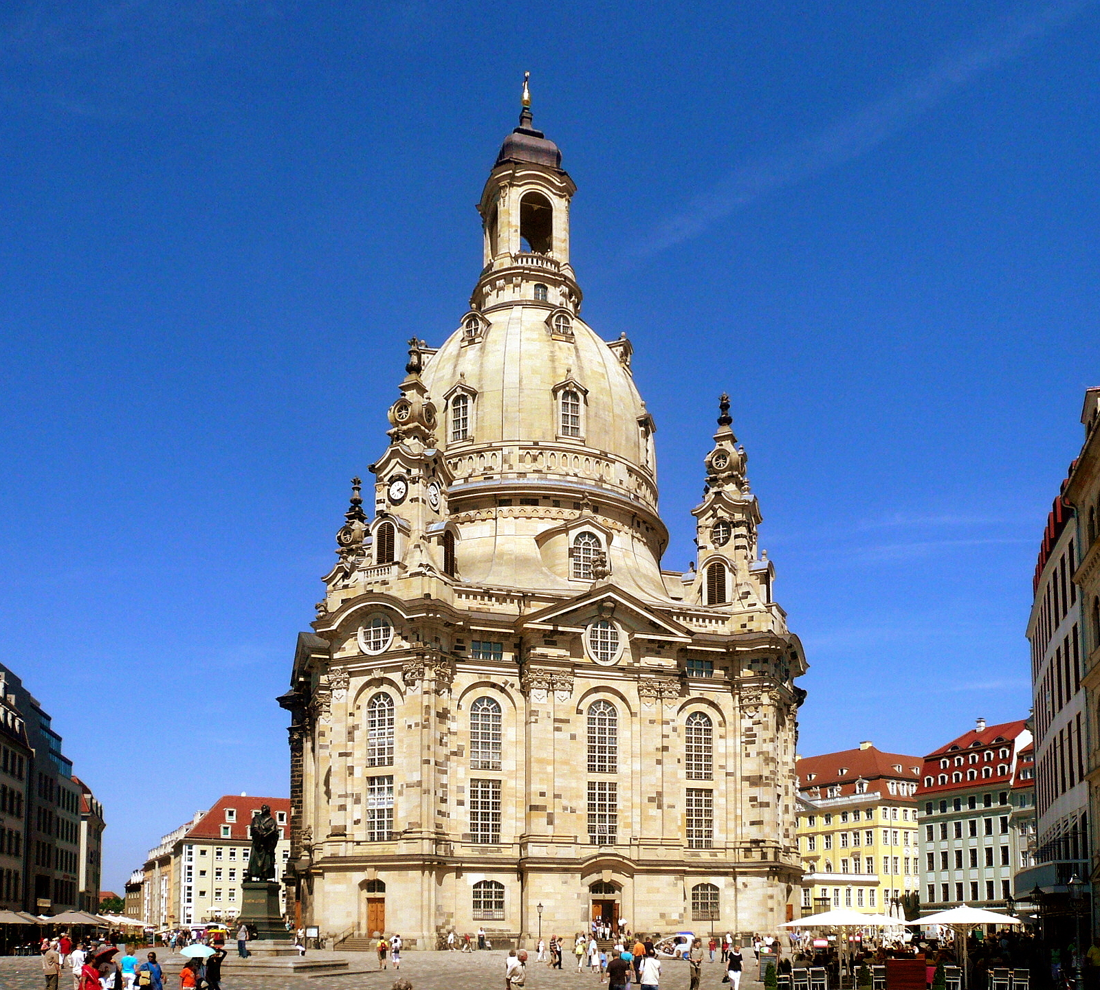 dresden frauenkirche. Black Bedroom Furniture Sets. Home Design Ideas