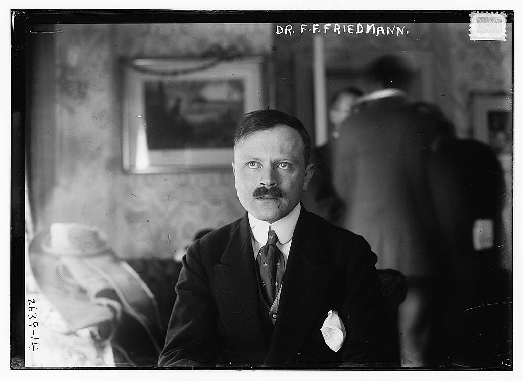 Friedrich Franz Friedmann