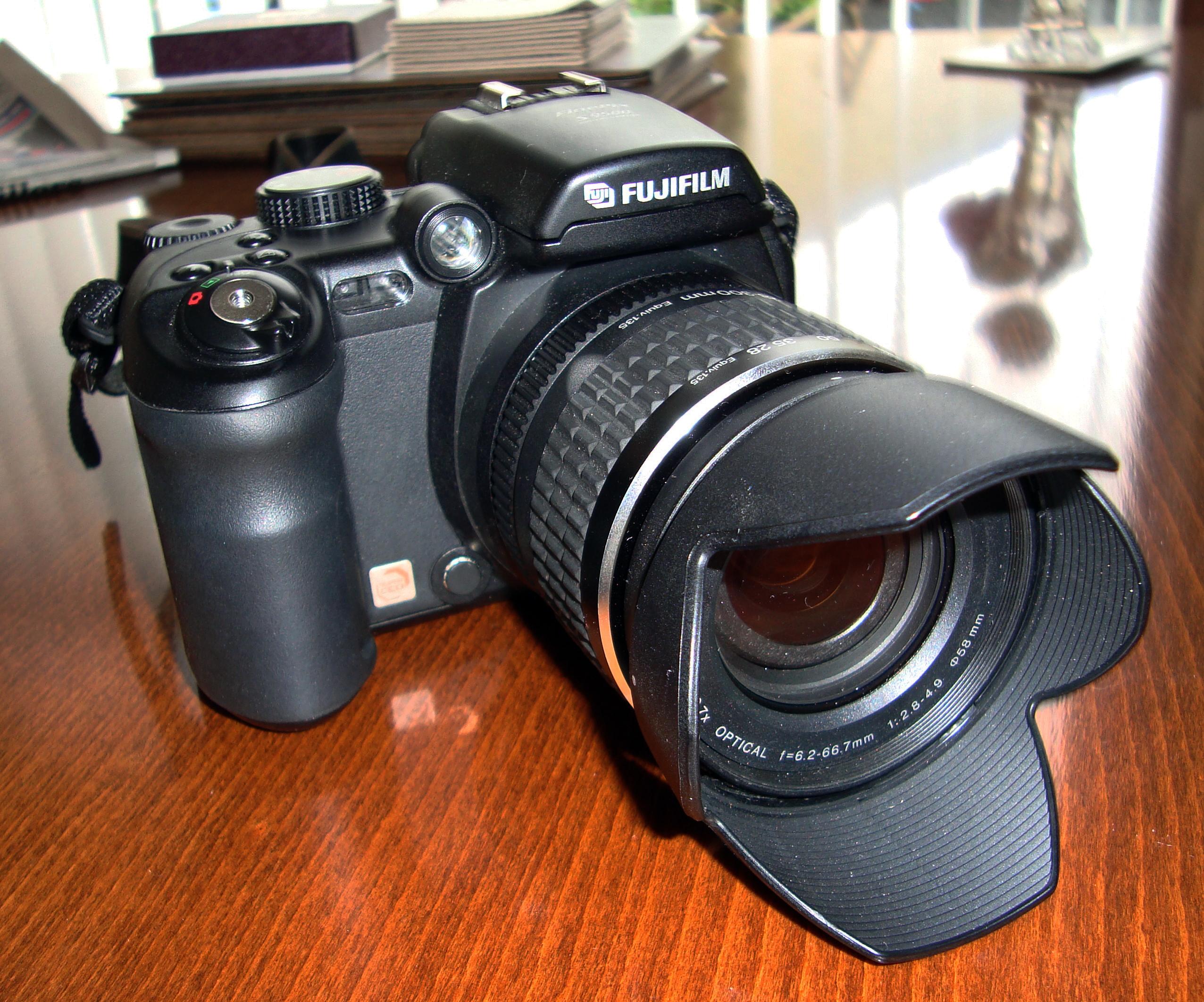 Fujifilm FinePix S9500 Camera Driver UPDATE