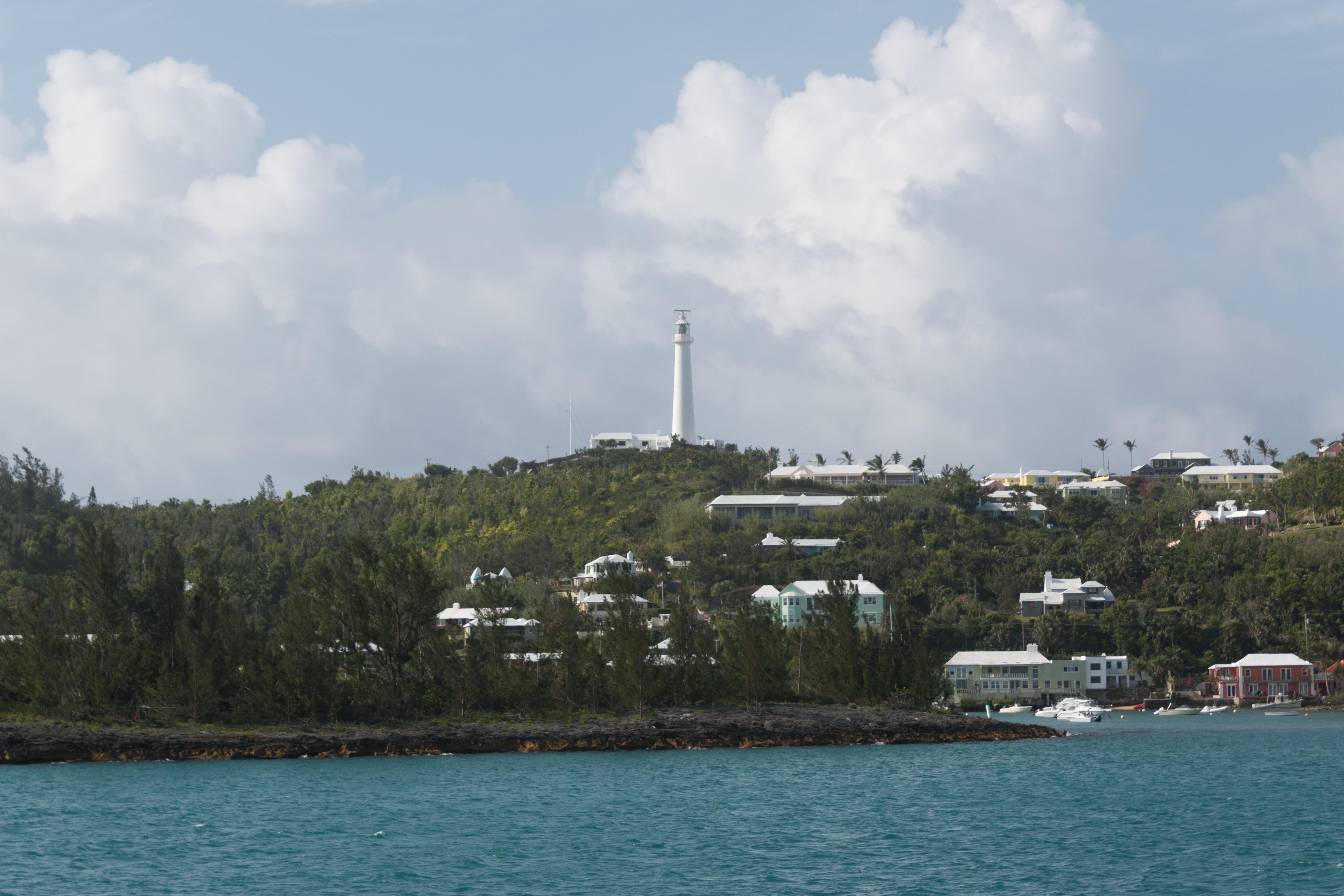 Gibbs Hill Fyrtånet. Foto: Wikimedia.org