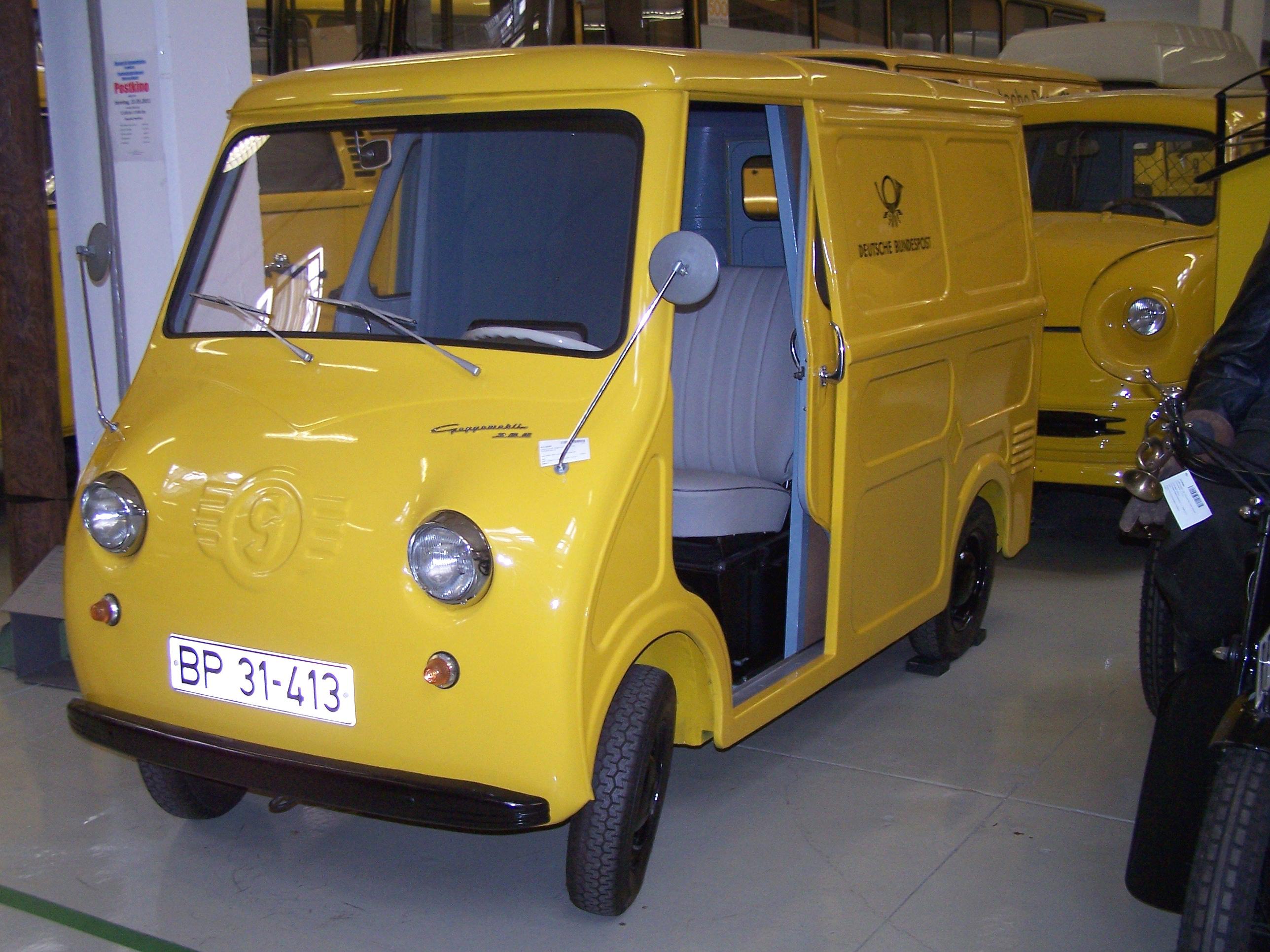 Work Van For Sale >> File:Goggomobil TL Heusenstamm 05082011.JPG - Wikimedia Commons