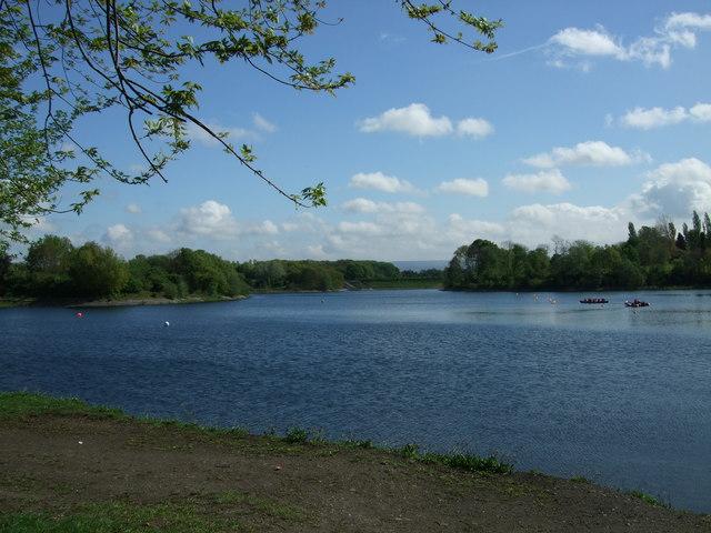 Gorton Lower Reservoir - geograph.org.uk - 1333266