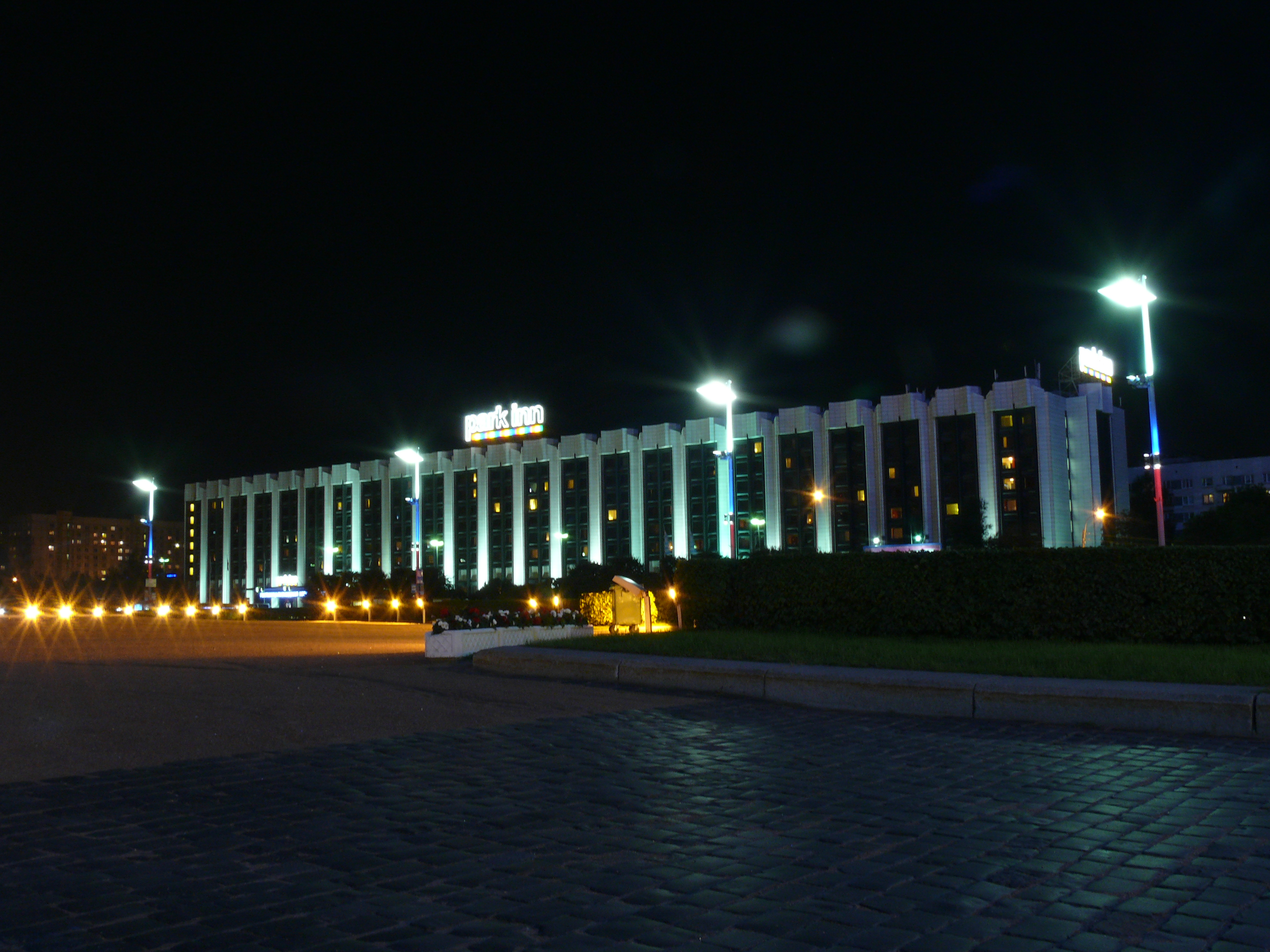 Hotelli Pulkovskaja, Pietari