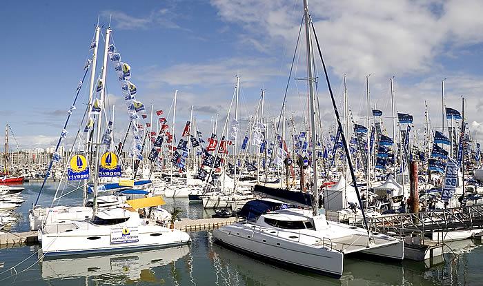 Grand pavois de la rochelle wikip dia - Plus grand port de plaisance d europe ...