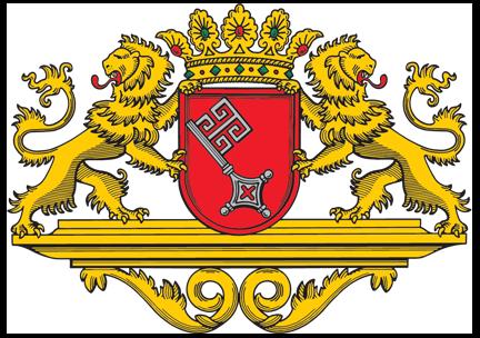 Grosses Wappen Bremen