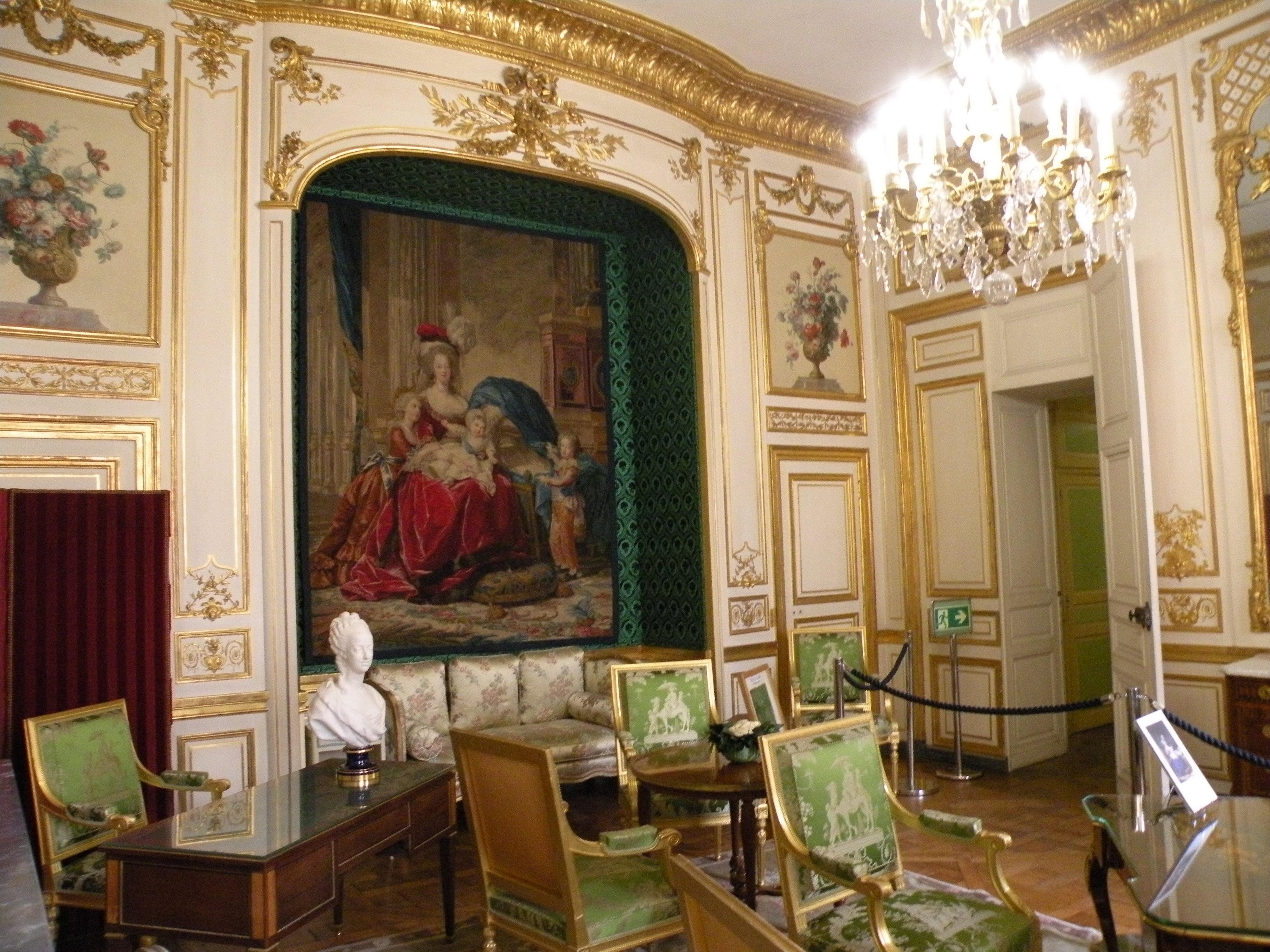 file h tel de la marine paris chambre marie antoinette jpg wikimedia commons. Black Bedroom Furniture Sets. Home Design Ideas
