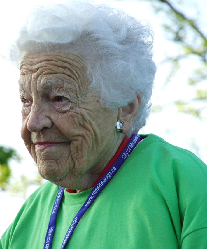 photo of Her Worship, Hazel McCallion