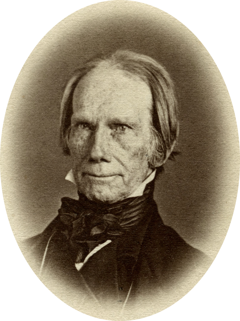 henry clay Henry clay, sr (april 12, 1777 – june 29, 1852) was an american politician from kentucky he served in the house of representatives (as speaker), in the.