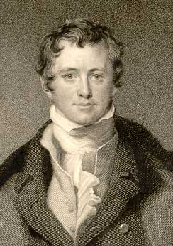Image of Sir Humphrey Davy from Wikidata
