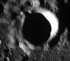 巴哲陨石坑