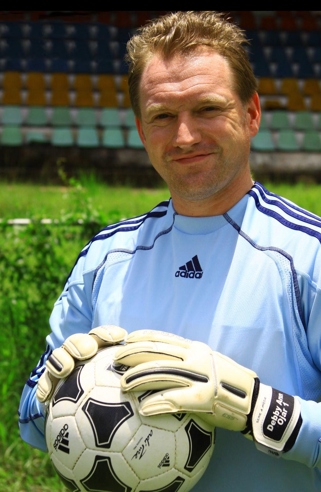 Youth Football Coach James Baird (footballe...