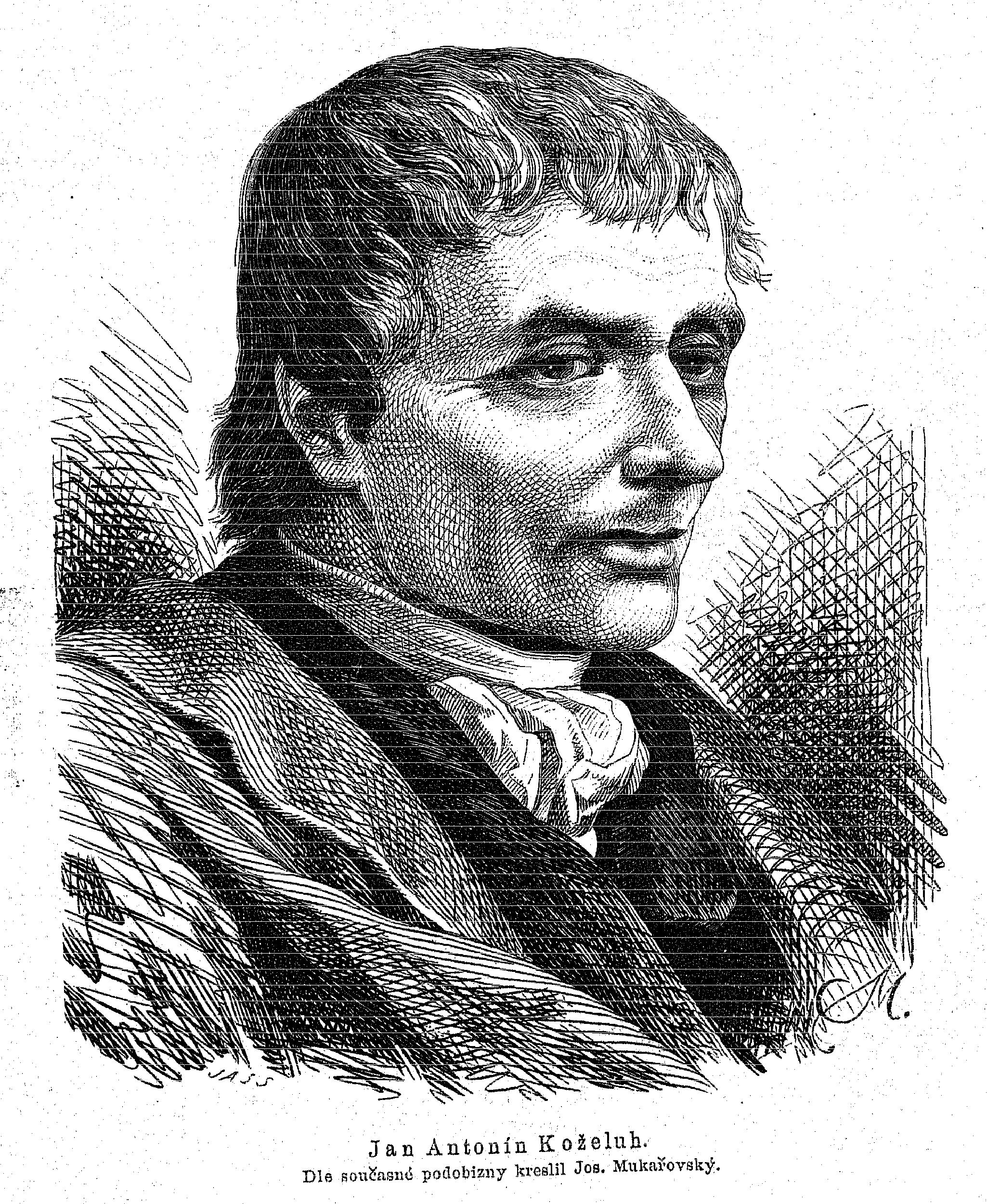 Jan Antonín Koželuh