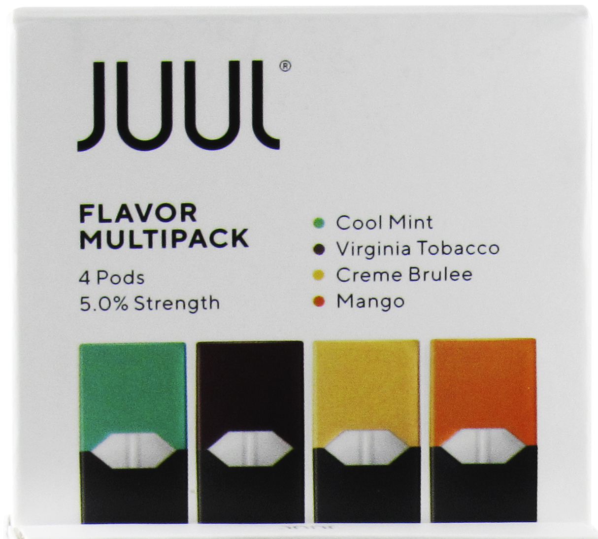 File:Juul flavour multipack (cropped).jpg - Wikimedia Commons