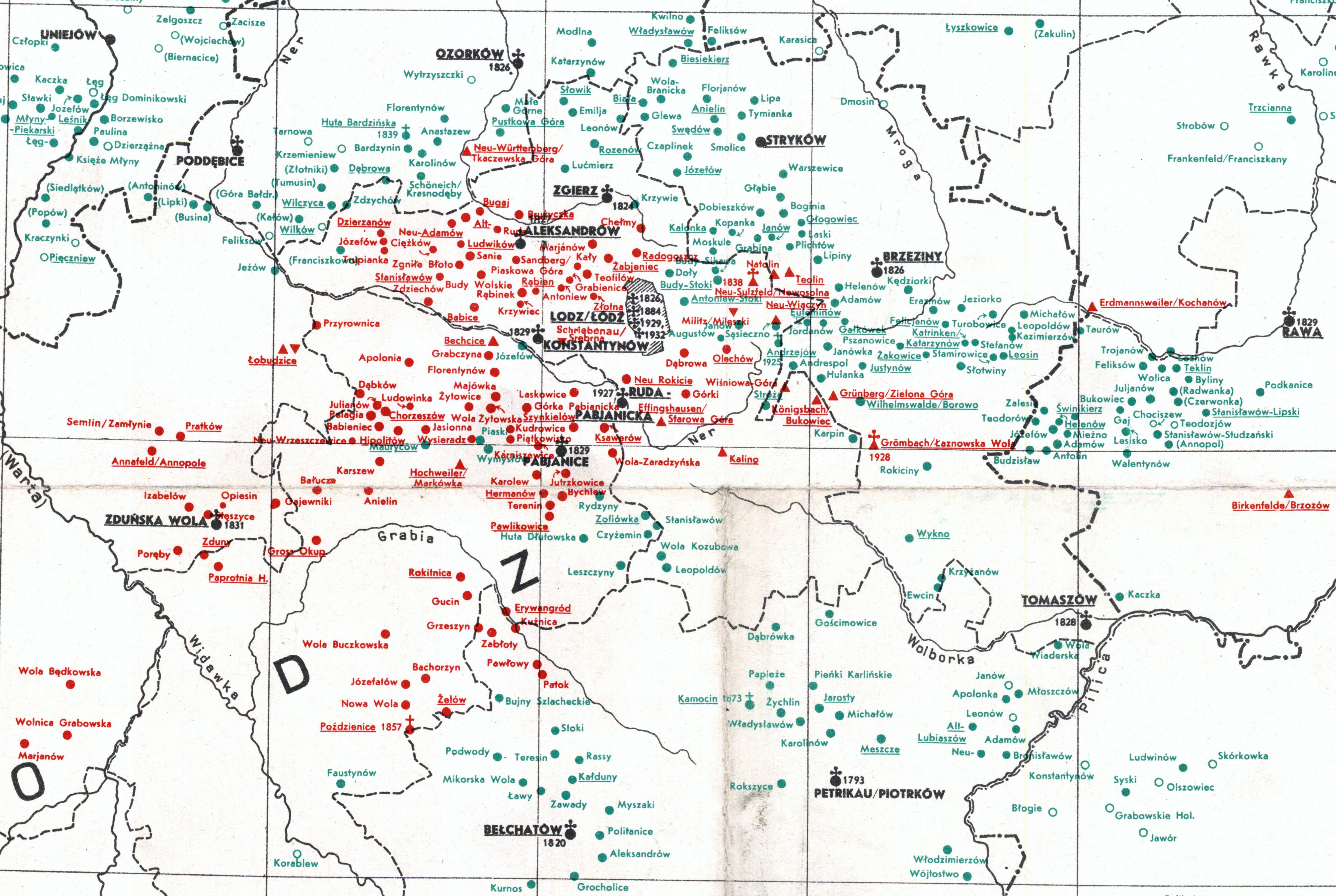 Karte Im Deutschen Kartenspiel
