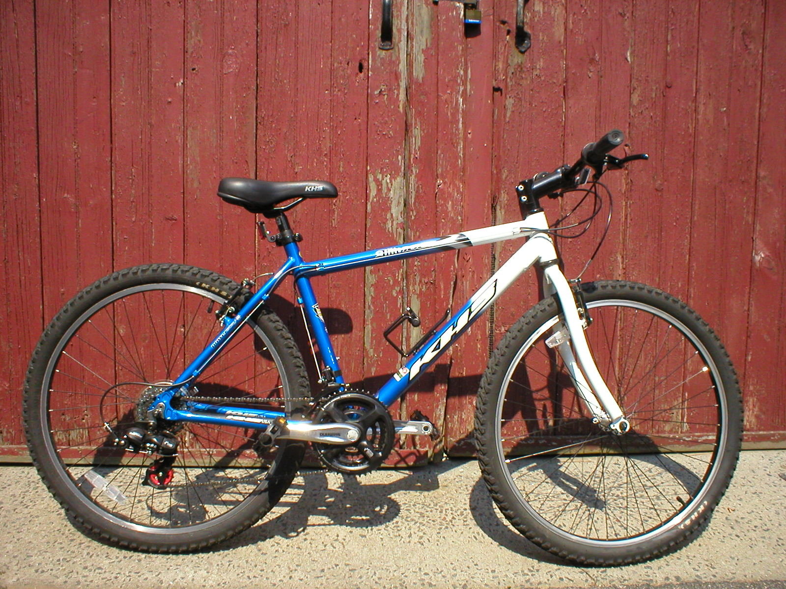 Bikes Khs A KHS mountain bike