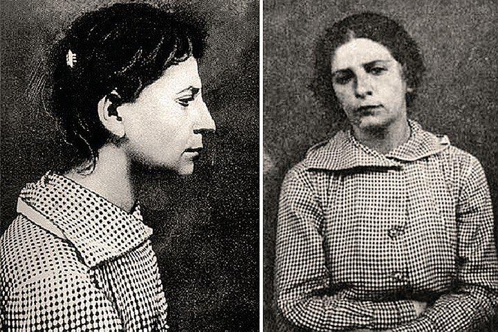 Kaplan fanny 1918