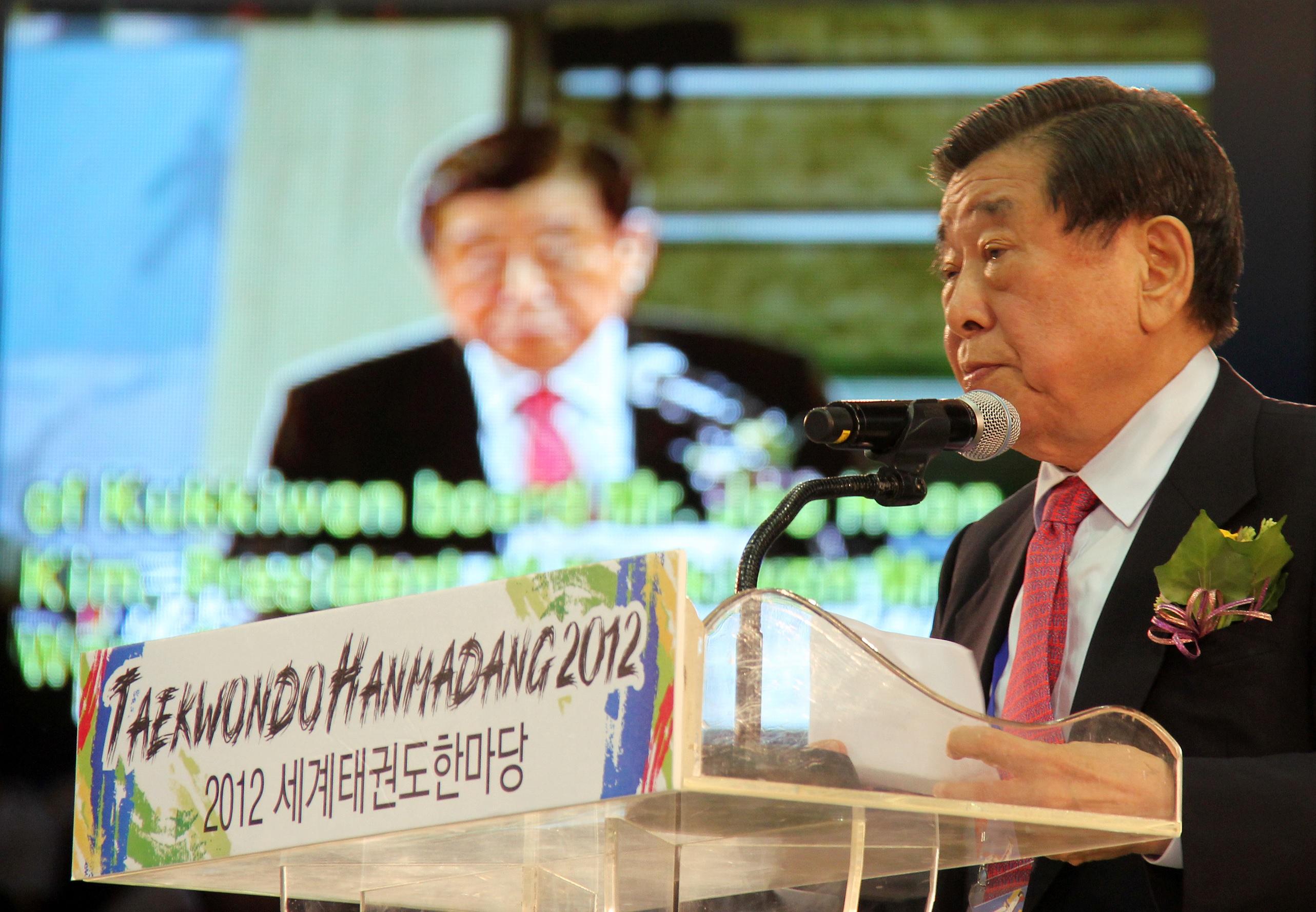 Kim Un-yong