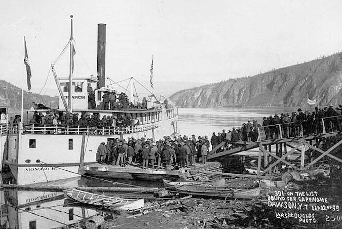 Alaska Purchase And The Klondike Gold Rush