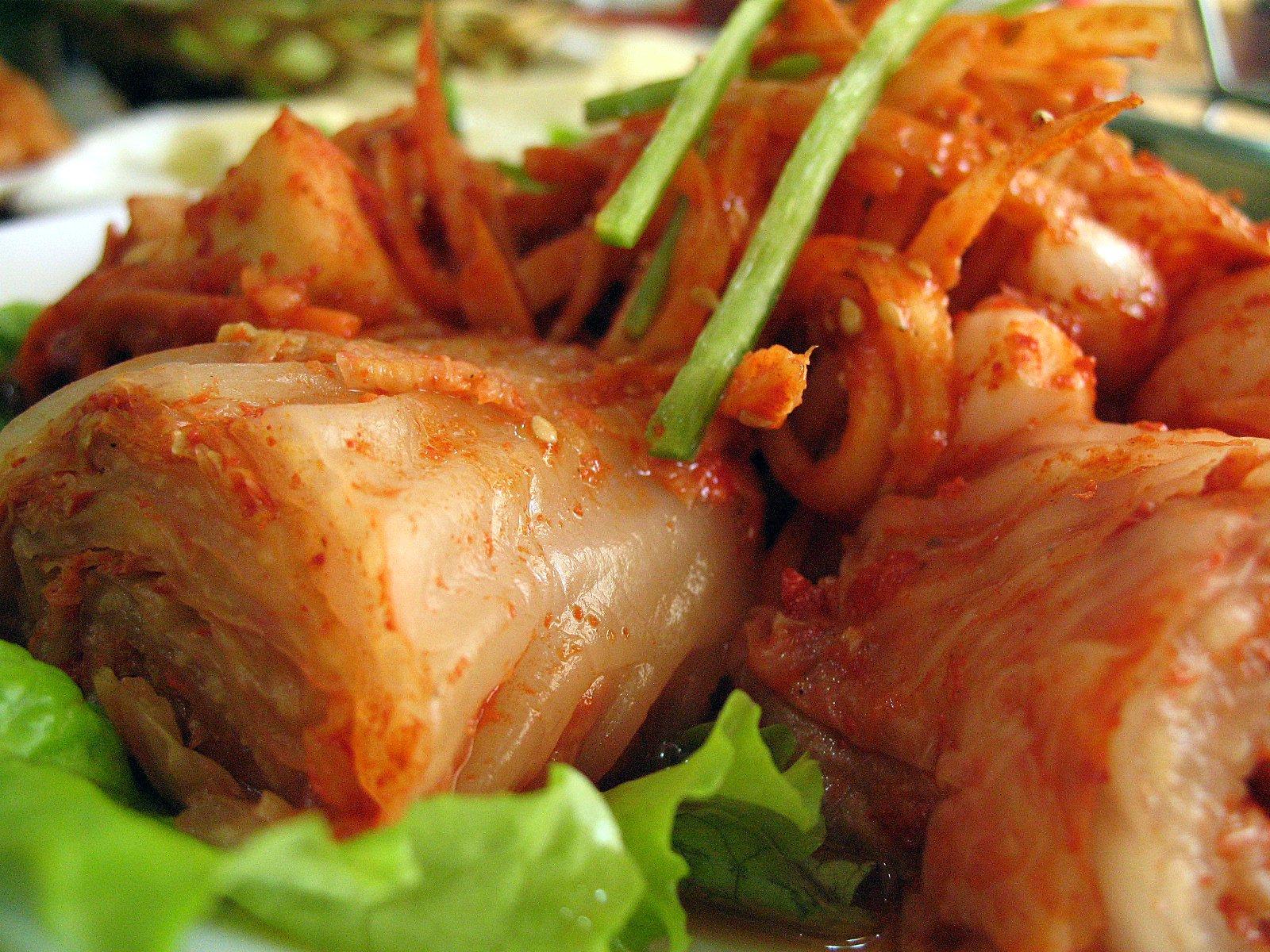 amazing health benefits of kimchi