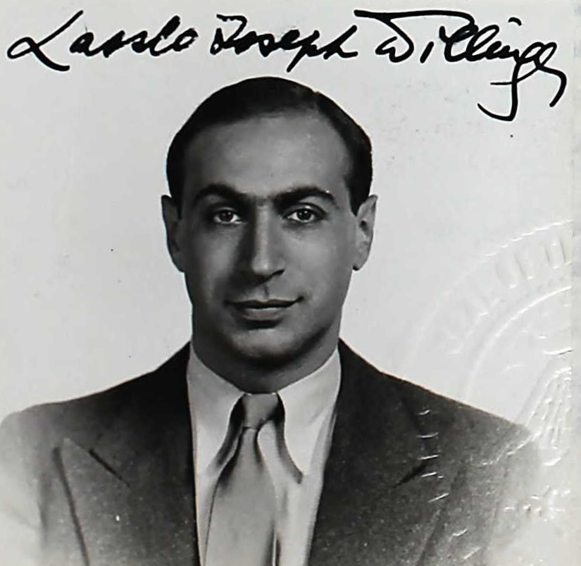 Image of Laszlo Willinger from Wikidata