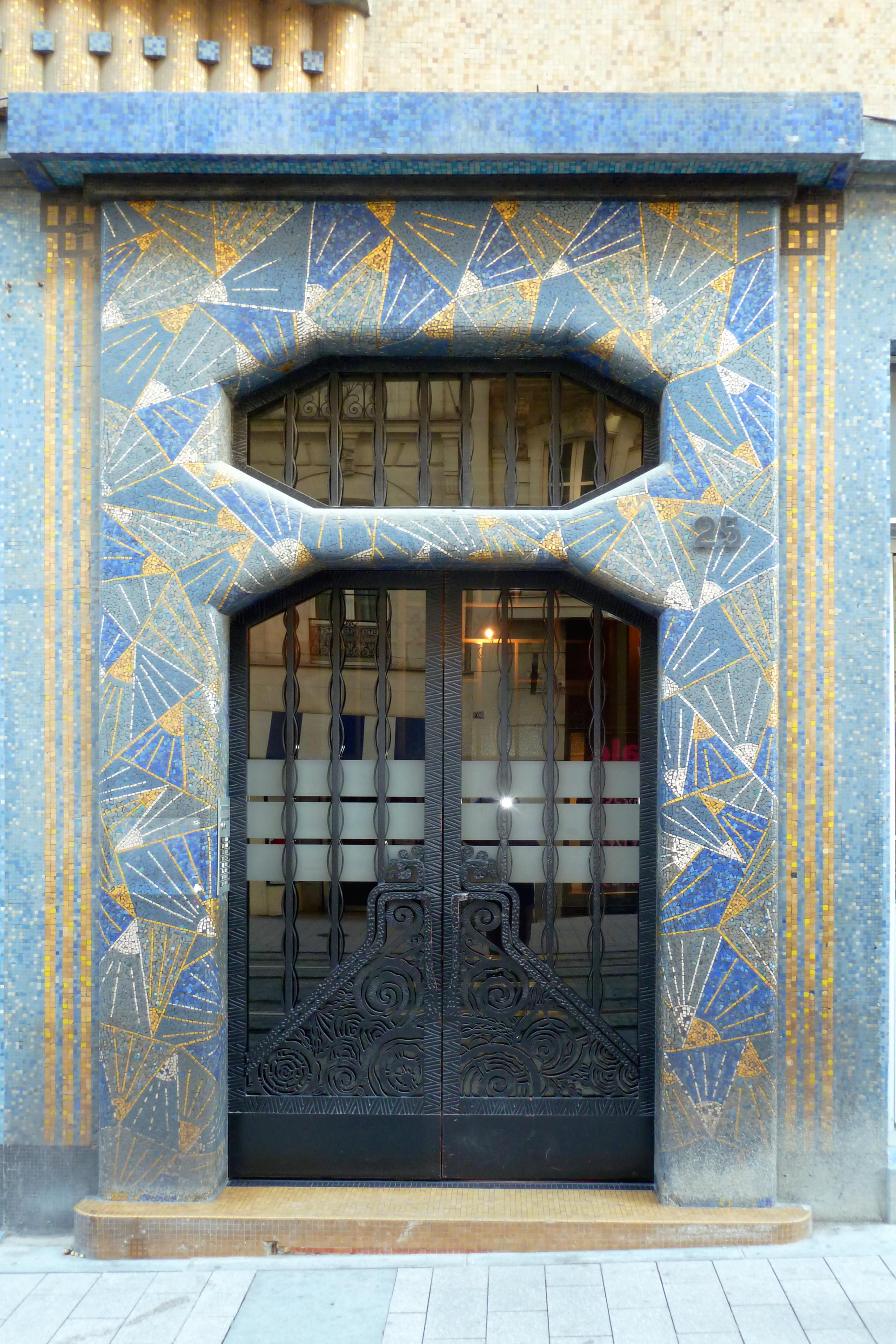 FileLa Maison Bleue Porte Dentrée Angers Jpg - Porte entree maison