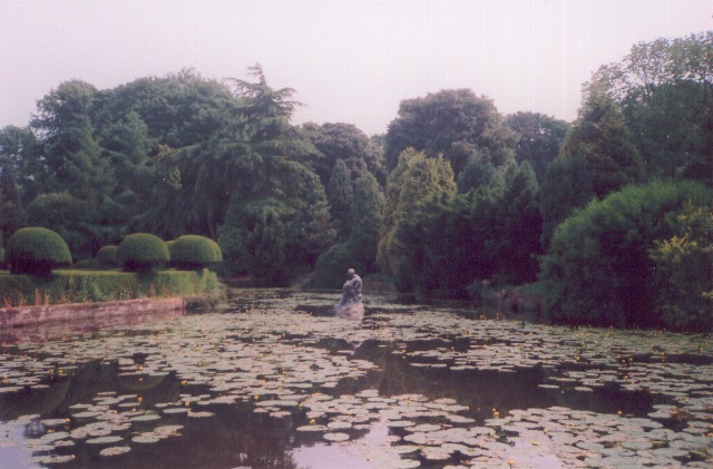 Lake, Coombe Abbey - geograph.org.uk - 190502