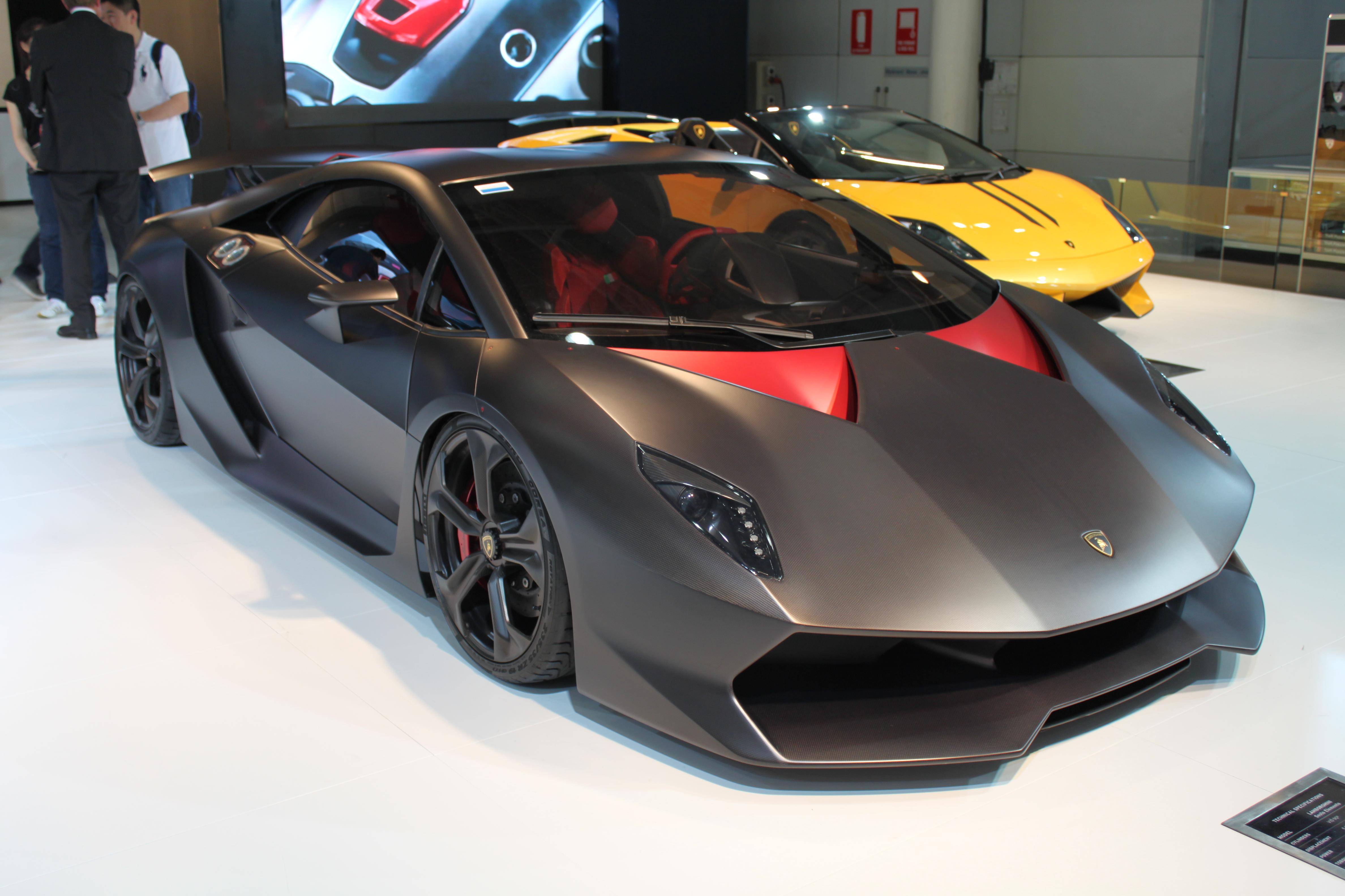 lamborghini sesto elemento wikiwand - Lamborghini Sesto Elemento
