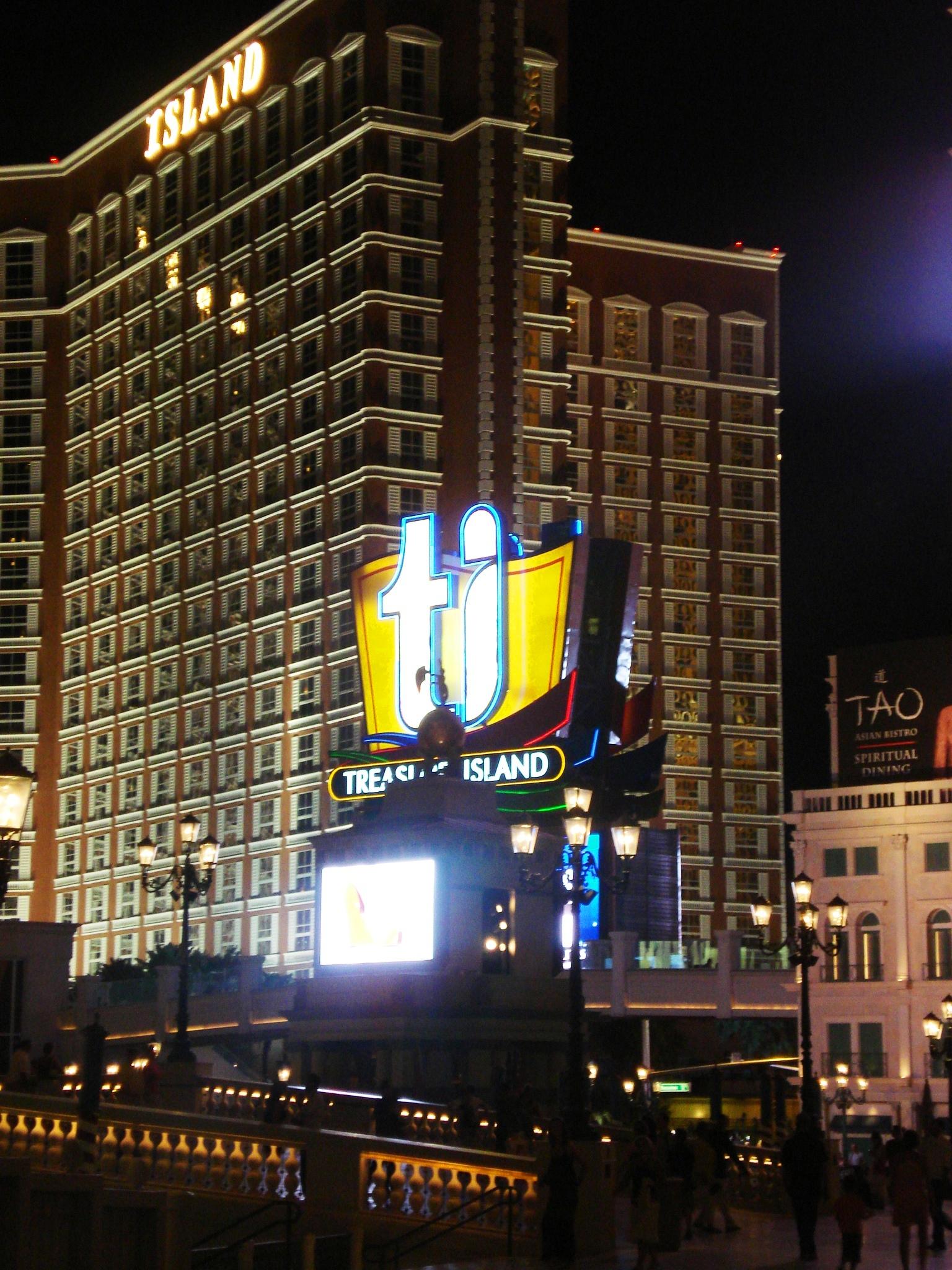 Treasure Island Las Vegas Nv