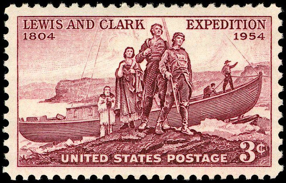 Lewis and Clark Expedition 1804