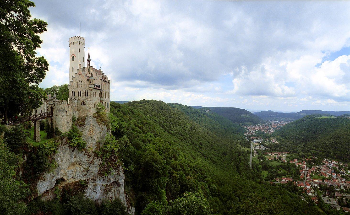 Schloss Lichtenstein - Welcome