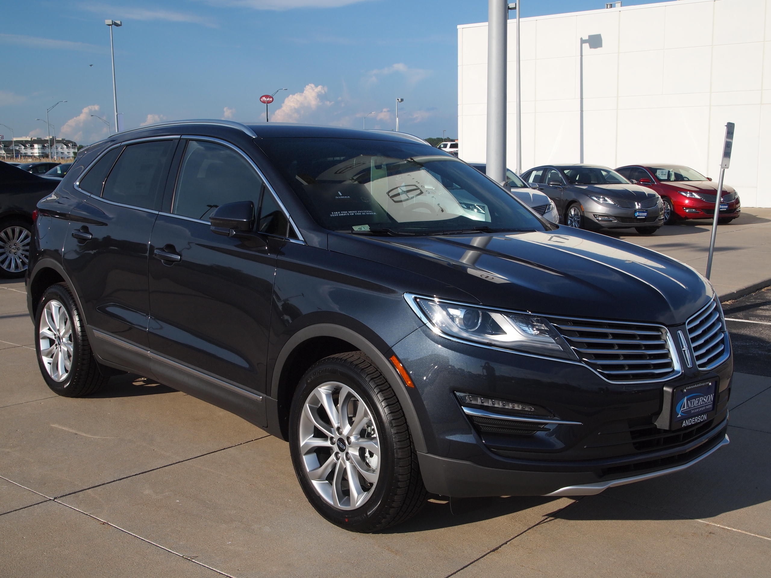 cars mkc lincoln top speed