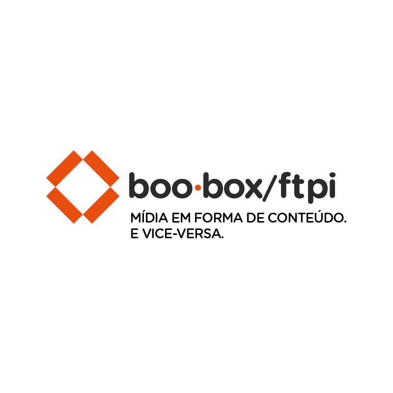 English Logo boo-box/ftpi