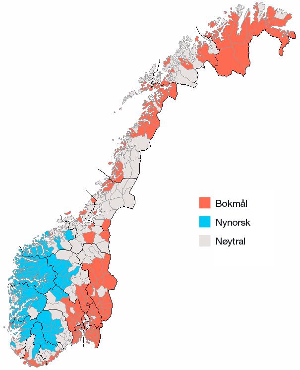 hvor mange dialekter er det i norge sextreff i oslo