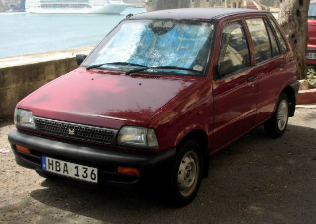 Maruti Versa Car Price In Mumbai