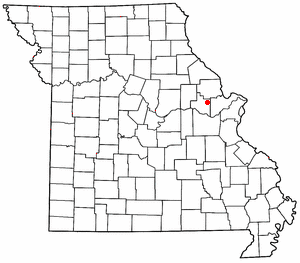 Loko di Wright City, Missouri