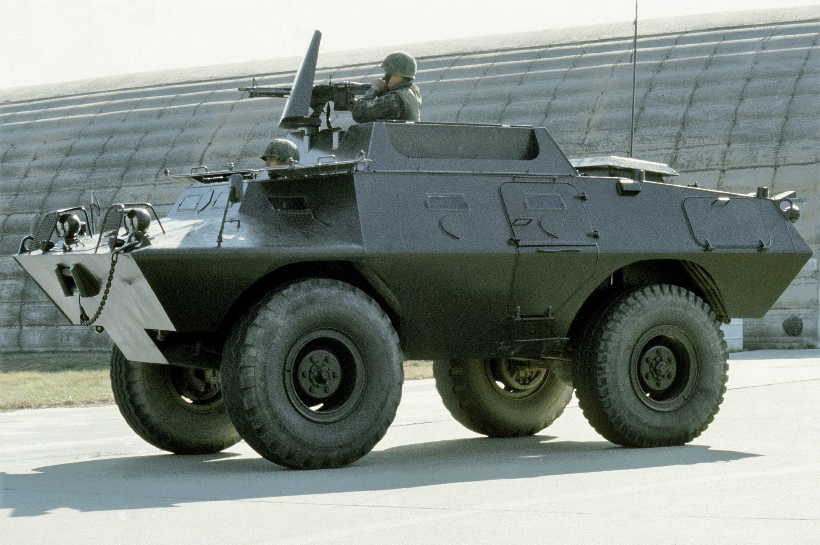 Cadillac Gage Commando - Wikipedia