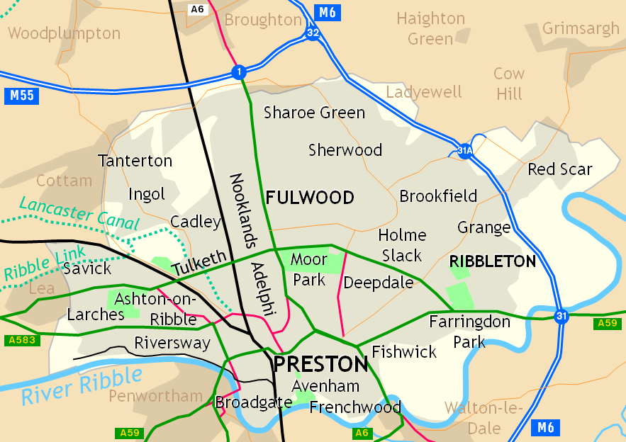 Map Of Preston File:Map of Preston.png   Wikimedia Commons