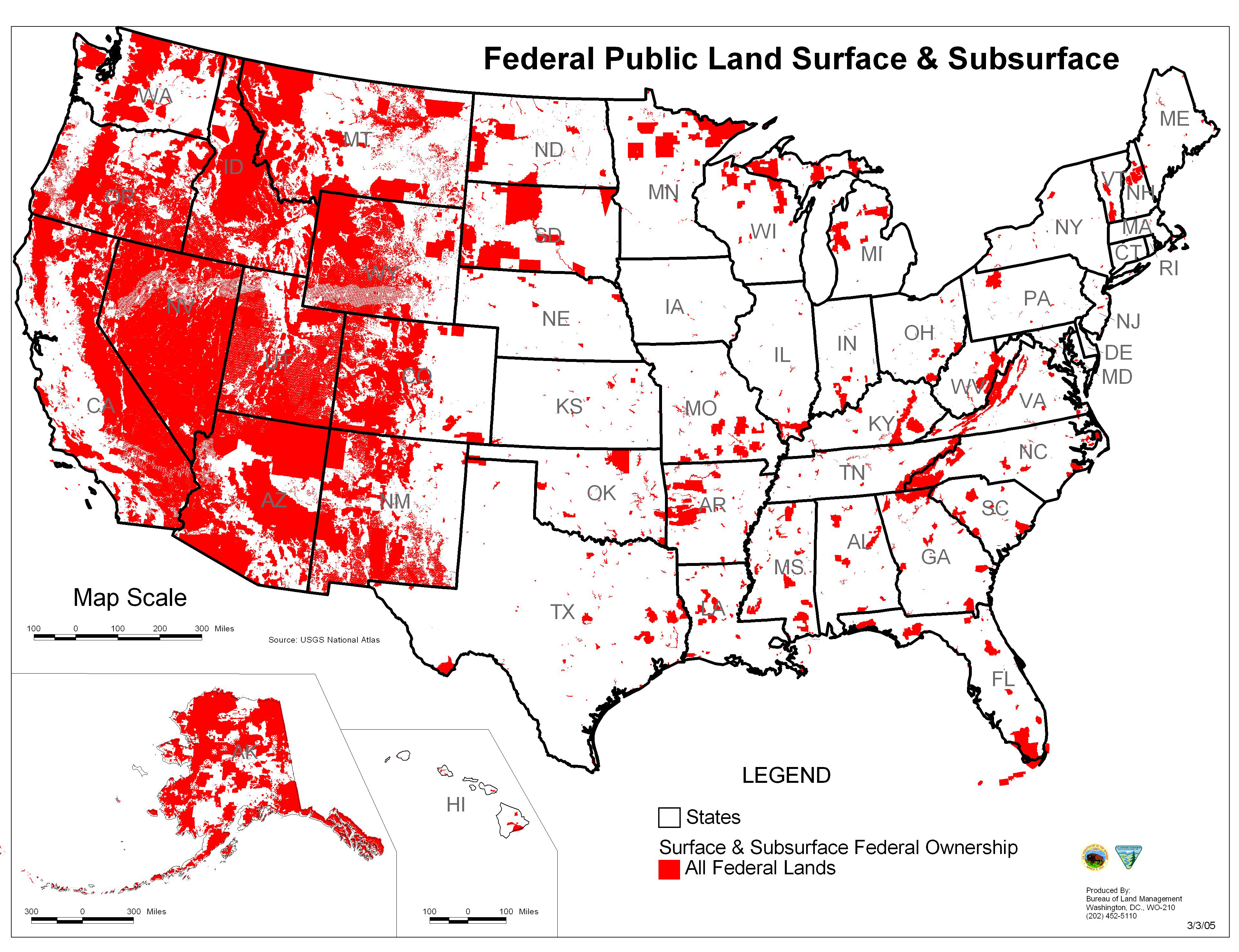 Image Result For Land Ownership Maps