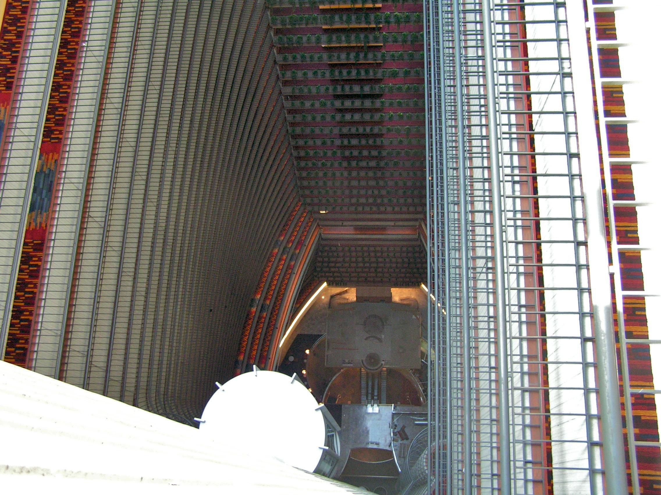 File:Marriott Marquis Atrium Top