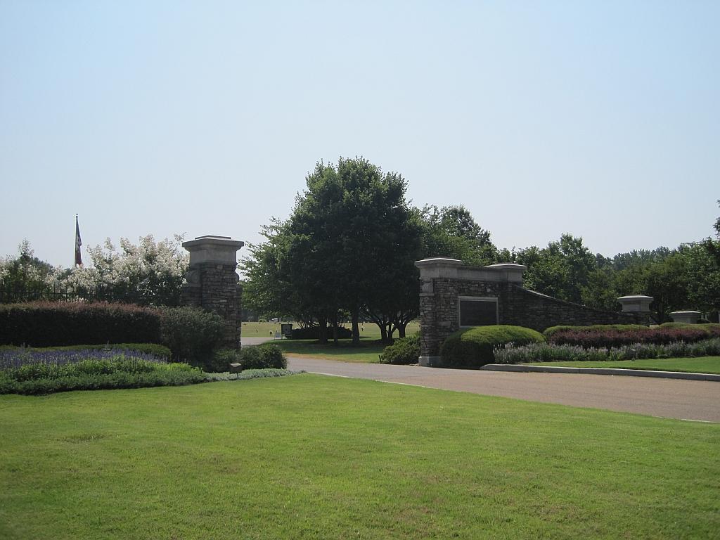 Memphis Memory Gardens Cemetery Garden Ftempo