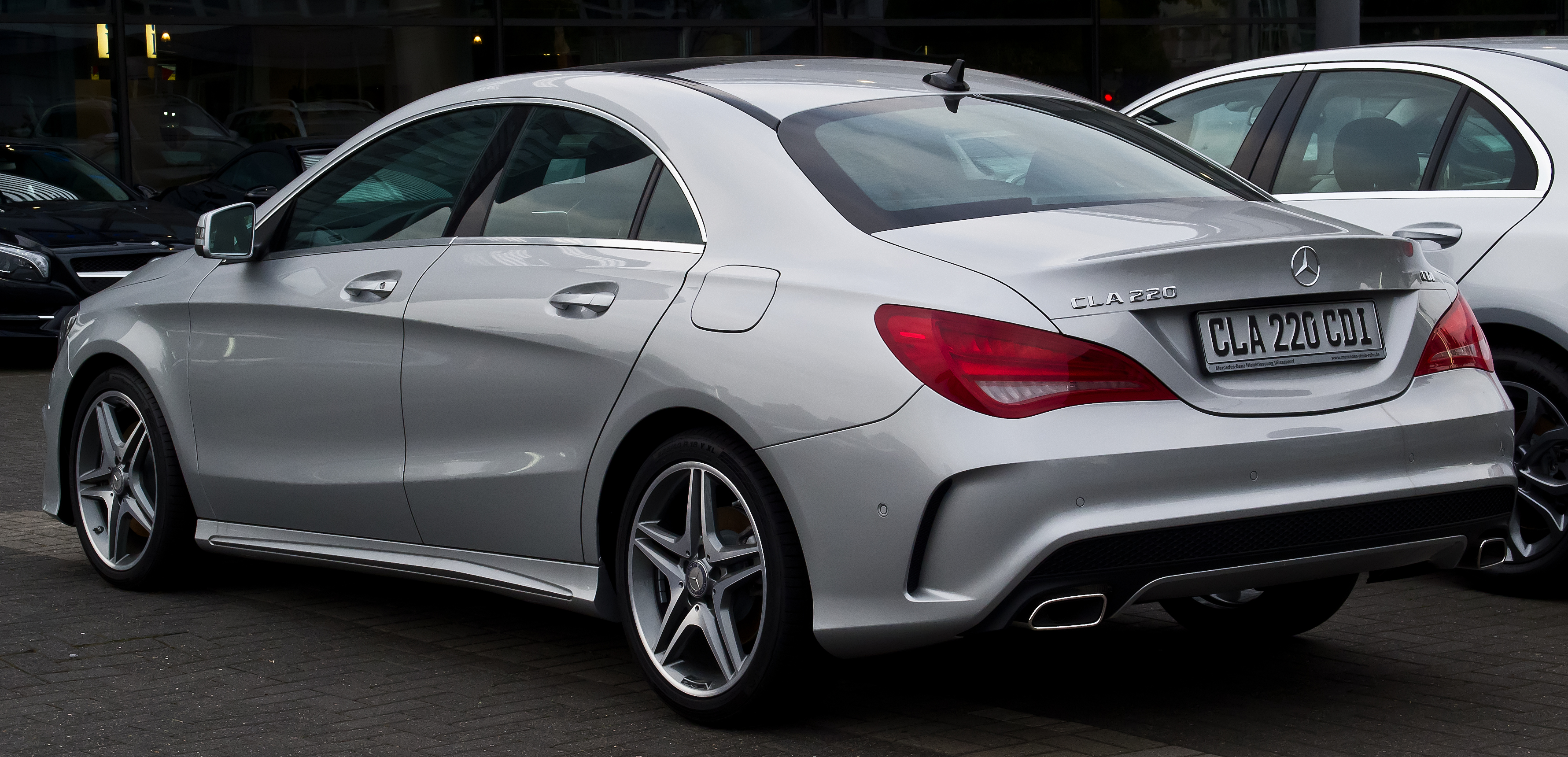 Mercedes Cla For Sale Used Car