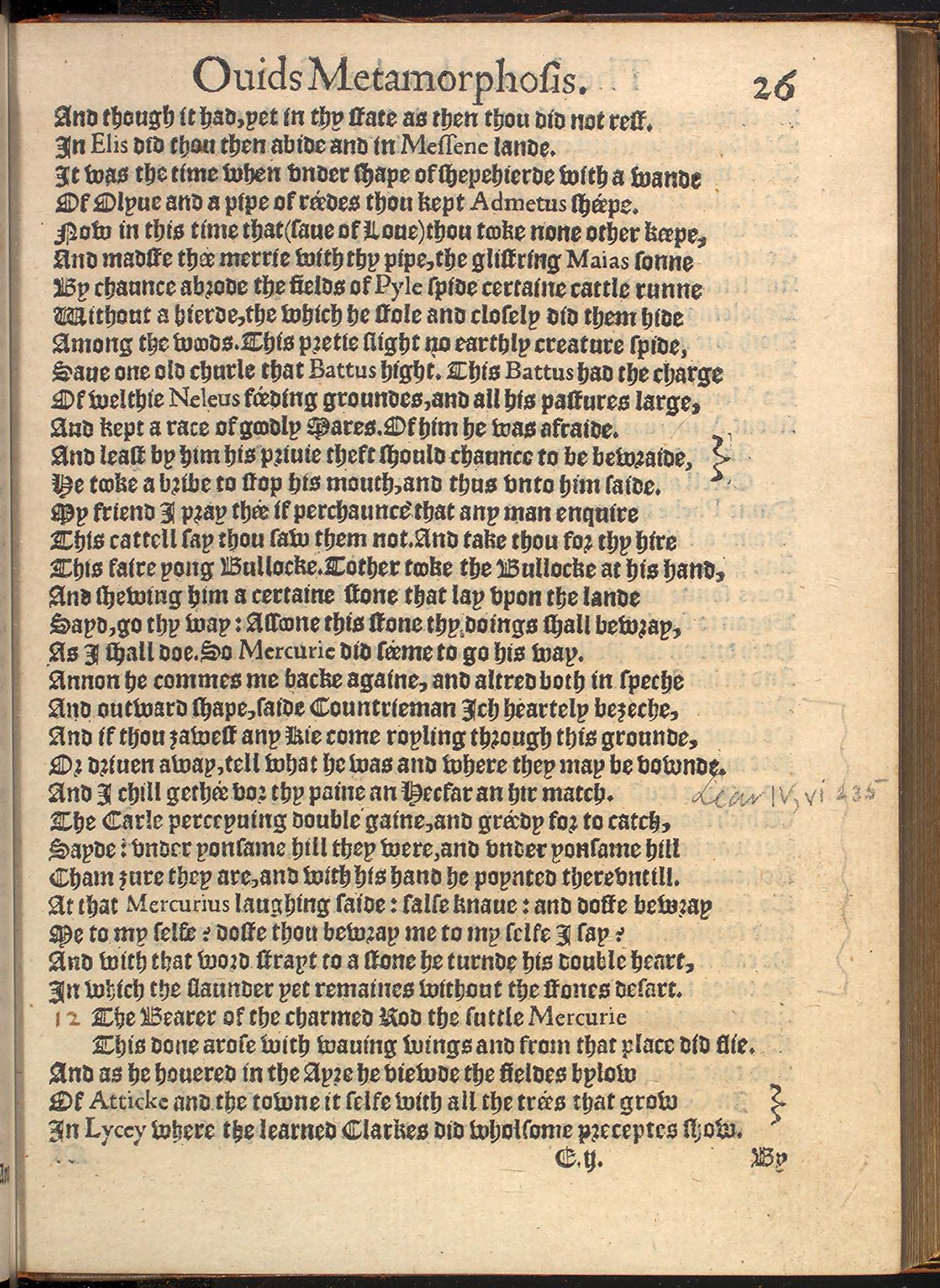 Ovid S Metamorphoses Latin 21
