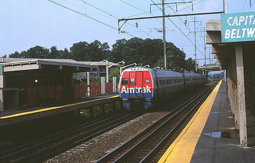 Capital Beltway Station Wikipedia