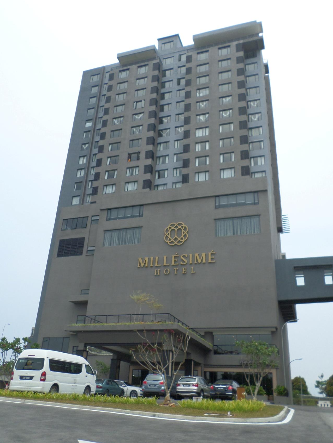 Millesimes hotels