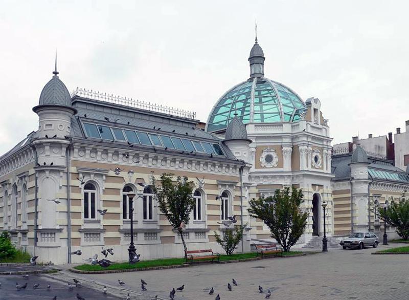 Miskolc Hungary  city photo : Miskolc Erzsébet Spa Wikimedia Commons