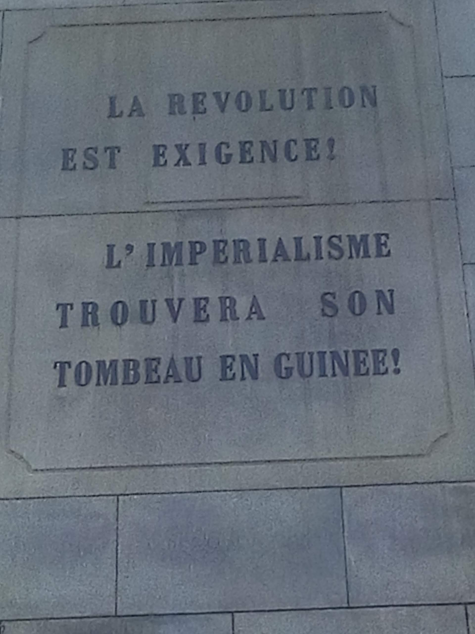 File Monument Du 22 Novembre Citation1 Jpg Wikimedia Commons