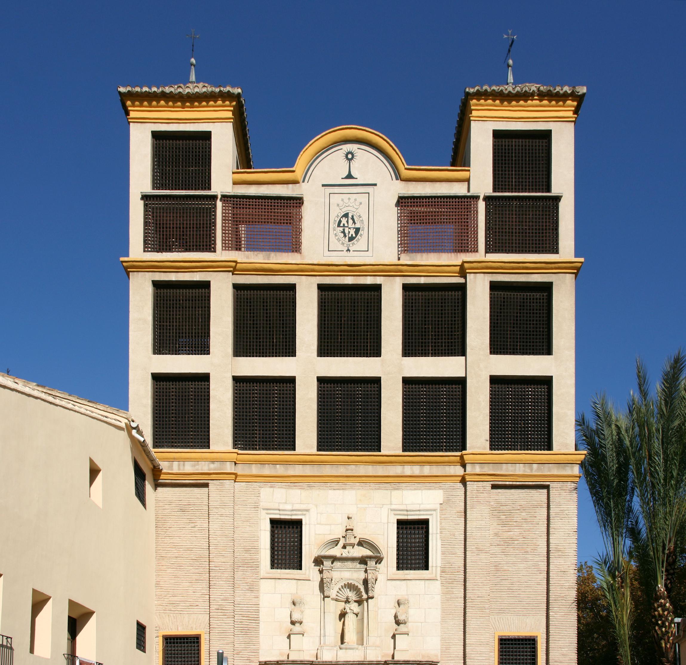Archivo Murcia Real Monasterio De Santa Clara Jpg Wikipedia La